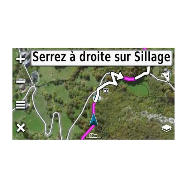 Garmin HuntView France, Centre-Ouest - Carte microSD/SD