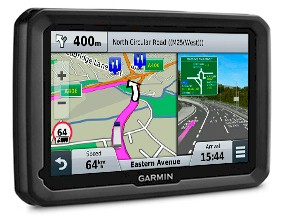 Gamme GPS Camions / Poids Lourds Garmin Nuvi
