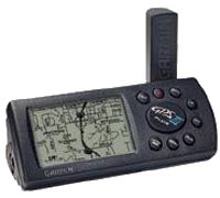 GPS Garmin III Plus