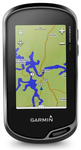 GPS Garmin Oregon 700/750/750t