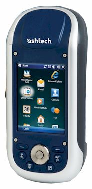 gps ashtech mobile mapper 100