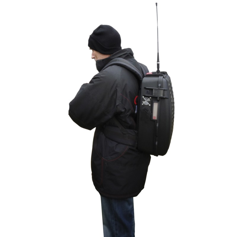 Icom Backpack R5100/R6100